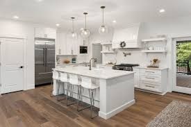 how to install kitchen island base cabinets how to anchor a kitchen island hunker