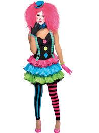 teen kool klown costume 999460 fancy dress ball