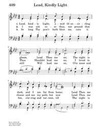 Light One Candle Lyrics Lead Kindly Light Amid The Encircling Gloom Hymnary Org