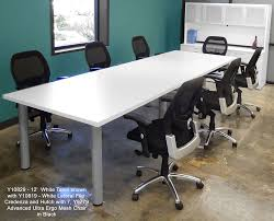 Meeting Tables Conference Tables 8 U0027 Length See Other Sizes