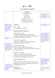cover letter how to do a good resume examples how to write a good