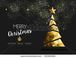 fancy christmas merry christmas happy new year fancy stock vector 332582177