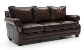 princeton top grain leather sofa weir u0027s furniture