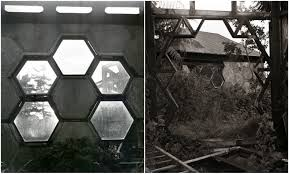 hexagon house plans beekeeper built dream hexagonal house without u0027hateful u0027 right