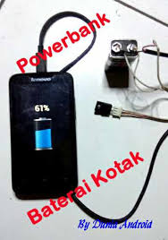 cara membuat powerbank menggunakan baterai abc membuat rangkaian power bank rakitan dari baterai 9 volt