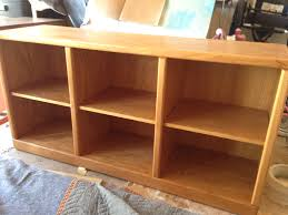 Unfinished Bookshelf Unfinished Projects A Nester U0027s Nest