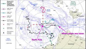 Iup Map Al Gore U0027s U201creality Minions U201d Think The North Pole Is Melting