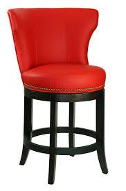 bar stools u0026 kitchen counter stools r 6290 vibrant red swivel