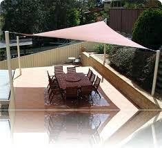 backyard shade sail ideas large size of outdoor ideasbuild deck