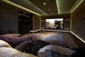 16 simple elegant and affordable home cinema room ideas