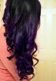 black n purple hair hair stylez pinterest black hair