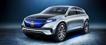 mercedes car mercedes concept eq the electric suv of the future
