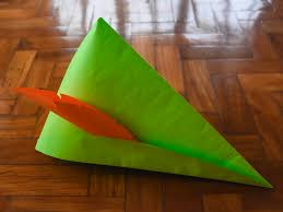 How To Make A Robin Hat Out Of Paper - how to make a paper robin hat 13 steps with pictures