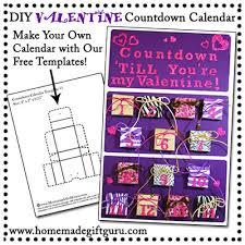 advent calendar templates for diy countdown calendars
