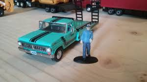 Ford F150 Truck Ramps - greenlight ford f350 ramp truck review youtube