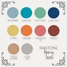 pantone color palettes get inspired with pantone s 2015 color palette kristina wolf