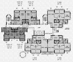 Floor Plans For Units Floor Plans For Yung Kuang Road Hdb Details Srx Property