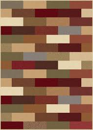 amazon com universal rugs 105180 multi 8x10 area rug 7 feet 6