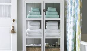 Bathroom Towel Cabinet Wonderful Towel Cabinet For Bathroom Bathroom Best References