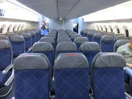 American Airlines Comfort Seats What Is American Airlines 787 Economy Like