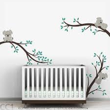 Baby Nursery Wall Decal Koala Baby Nursery Wall Decal Koala Tree Wall Decal For Sleepy