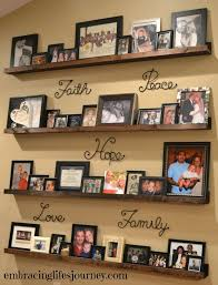 Picture Frame Hanging Ideas Best 25 Decorate Long Hallway Ideas On Pinterest Decorating