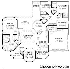 family home floor plans black and white floor plan of single family home by kemp design
