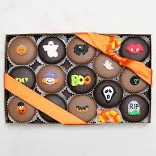 gourmet handmade chocolate halloween oreos handmade chocolates