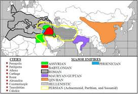 Babylonian Empire Map Threshold 7agriculture Mount Si Big History Project