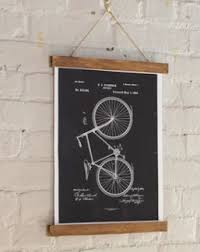 hang poster without frame class up posters maps prints with this simple poster hanging