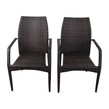 Outdoor Dining Chair by 42 Off Restoration Hardware Restoration Hardware Metal Dining