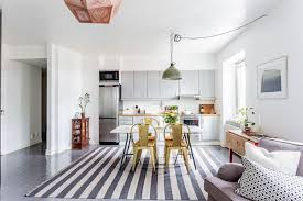 what floor goes best with white cabinets 30 gorgeous grey and white kitchens that get their mix right