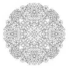 snowflake coloring pages free printable coloring pages for free