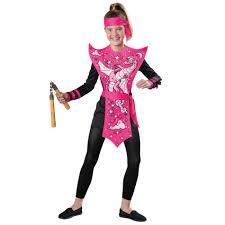 ninja costume for halloween upc 843269039905 totally ghoul halloween ninja pink