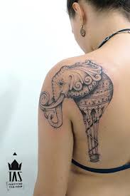 the powerful meaning of elephant tattoos articles ratta