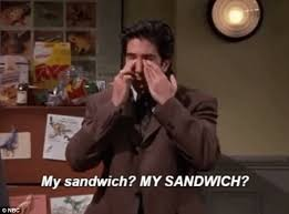 how to make ross moist maker sandwich from friends at kfc daily