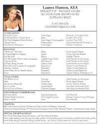 Resume Acting Template by Acting Resume Template Vintage Acting Resume Templates Free