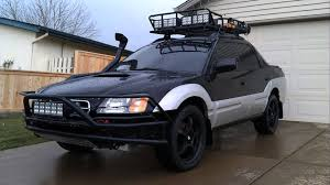 subaru sumo subaru baja four door sedan with a bed the best of both worlds