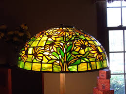 stained glass lamp shades reproduction lampshades