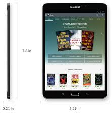 Barnes And Noble Tablets Ereaders Samsung Galaxy Tab S2 Nook 8