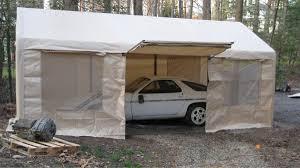 Canvas Carports Interior Design Carport Tent Carport Tent Costco Harbor Freight