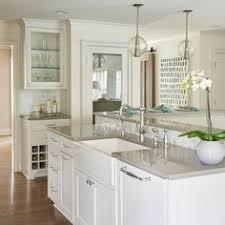 White Kitchens With Islands by Lagoon Silestone Quartz Kitchen Worktop And Island 525 Dream