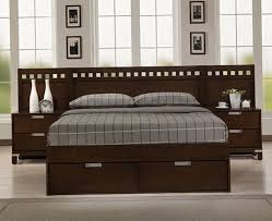 California King Platform Bed With Drawers Plans by Cal King Bed Frame And Headboard 7443