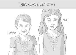girl necklace size images 14 best how to wear dress clips images retro jpg