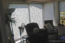 Bamboo Roman Shades Walmart - blind u0026 curtain admirable matchstick blinds ikea for window