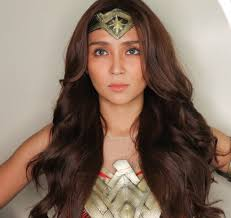 kathryn bernardo hair style will gal gadot notice kathryn bernardo s wonder woman look preen
