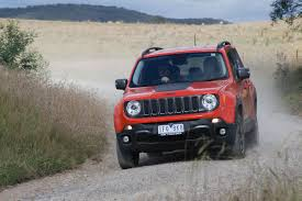 jeep renegade trailhawk blue 2017 jeep renegade review