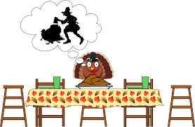 happy thanksgiving clipart free clipart turkey scared turkey happy thanksgiving