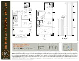 Brickell On The River Floor Plans Midtown 4