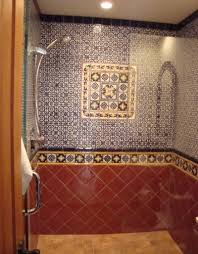 Mexican Bathroom Ideas Mexican Tile Bathroom Home Ideas